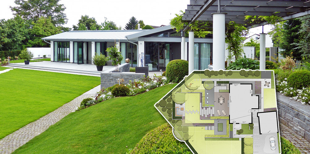 Garten- und Landschaftsarchitektur<br/>